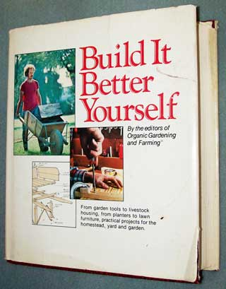 Build It Better Yourself, front cover