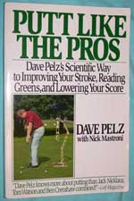 Putt Like the Pros, rear