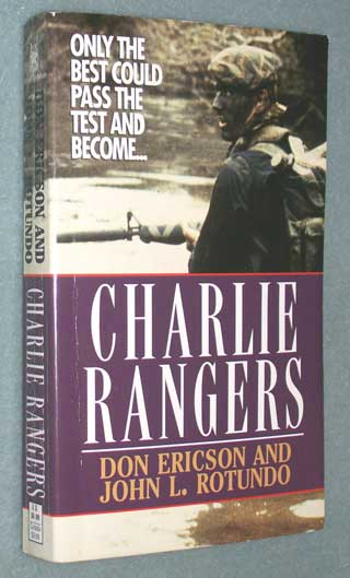 Charlie Rangers, Don Ericson and John L. Rotundo, front