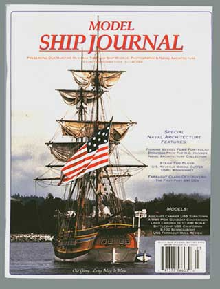 Model Ship Journal - Autumn 2002
